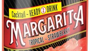 El Charro Margarita Tropical Strawberry