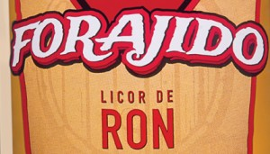Licor de Ron Forajido