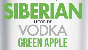 Vodka Siberian Green Apple